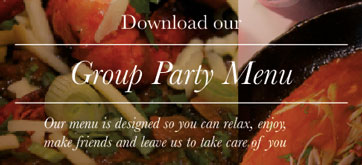 Download the Delhi Group Party Menu